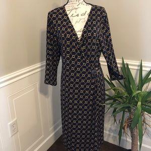Charter Club Wrap Dress